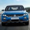 Весной 2017 года покажут кроссовер на базе Volkswagen Golf