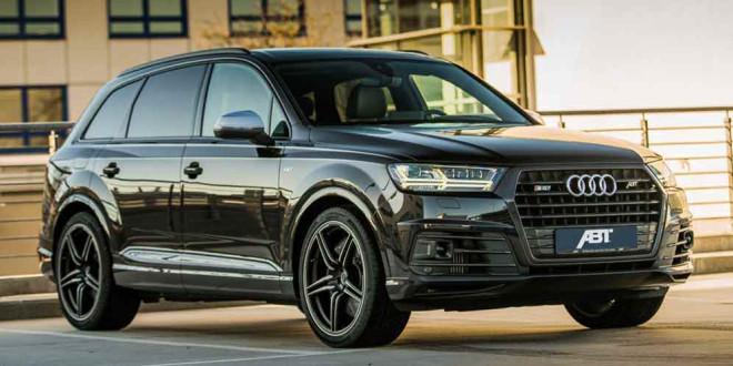 ABT Sportsline подготовил тюнинг Audi SQ7