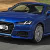 Дизельная Audi TT получила полный привод