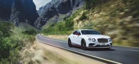 Представлен Bentley Continental GT V8 S Black Edition