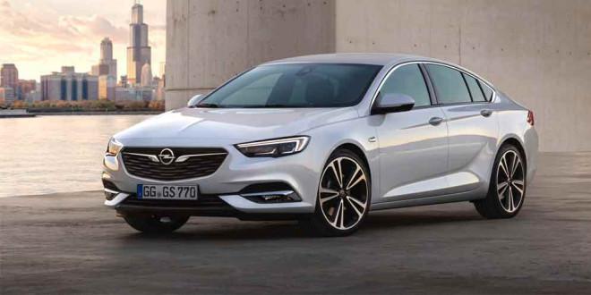 Официально рассекречен новый Opel Insignia