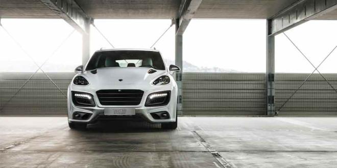 Techart анонсировал 720-сильный Porsche Cayenne Magnum