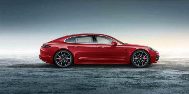 Спецверсия Porsche Panamera Turbo Executive к Новому году