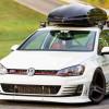 Самый экстремальный Volkswagen Golf GTI в мире