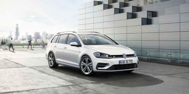 2017 Volkswagen Golf получил базовый мотор 1.0 TSI
