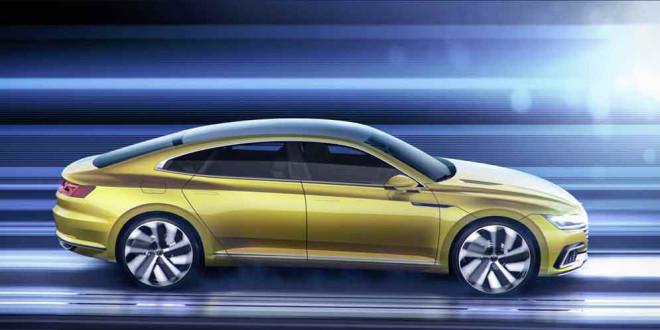 Новый Volkswagen Arteon вдохновит на купеобразный седан SEAT