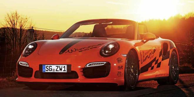 Wimmer подготовил тюнинг Porsche 911 Turbo S. Итог: 840-сил