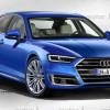 Возможная внешность Audi A8 нового поколения