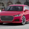 Готовится новая Audi A3 Coupe как ответ Mercedes-Benz CLA