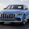 Audi Q8 Concept показал свое лицо в Детройте