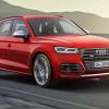 «Горячий» кроссовер Audi SQ5 второго поколения официально