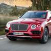 Отчет Bentley за 2016 год: Bentayga помог достичь новых высот