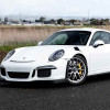 Porsche 911 GT3 RS на дисках BBS
