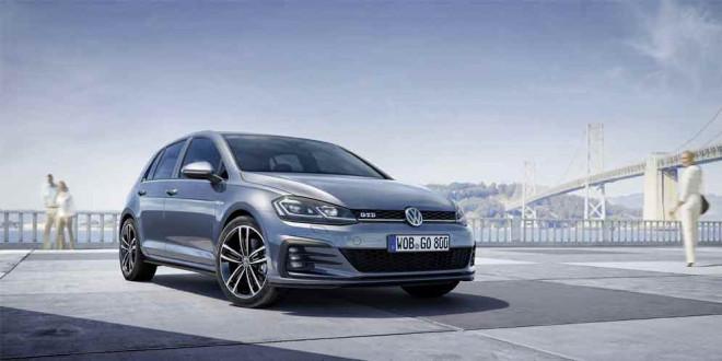Начались продажи 2017 VW Golf GTE и GTD, известна цена
