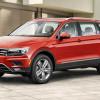 Семиместный Volkswagen Tiguan прибыл в Детройт