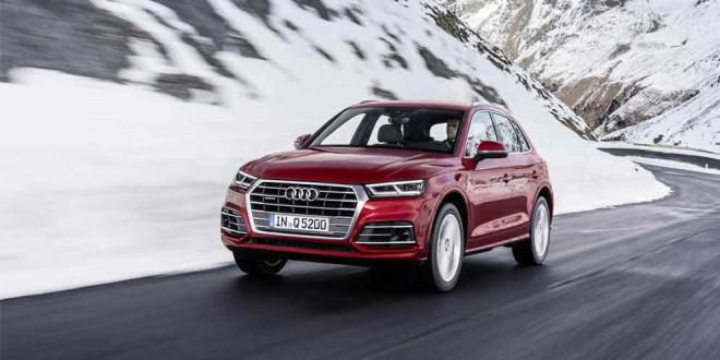 Завод Audi в Мексике выпустил 8-миллионный quattro-автомобиль