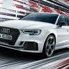 «Заряженный» хэтчбек Audi RS3 обновился и стал мощнее