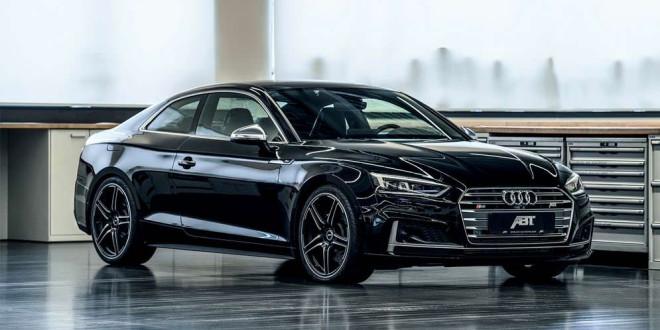 Тюнинг Audi S5 от ABT Sportsline в ожидании новой RS5