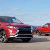 Новый кроссовер Mitsubishi Eclipse Cross ответ Qashqai