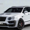 Ателье Lumma Design поработало над Bentley Bentayga