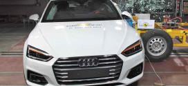 Новая Audi A5 Coupe прошла краш-тест ANCAP на 5 звезд