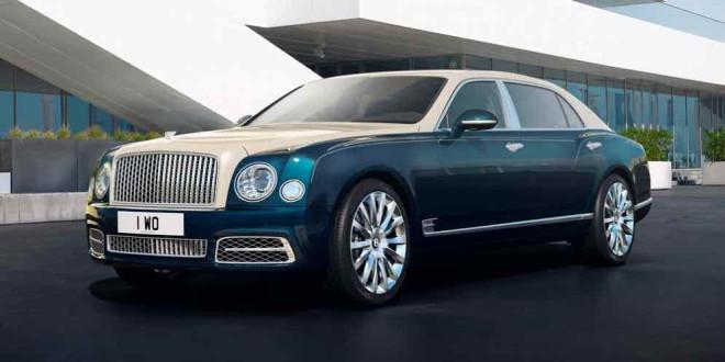 Подготовлен самый дорогой Bentley Mulsanne от Mulliner