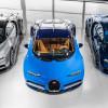 Первые три Bugatti Chiron доставили покупателям