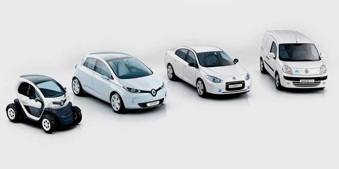Электромобили Renault: пример конкурентам для подражания