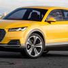 Новый кроссовер Audi Q4 выйдет в 2019 году