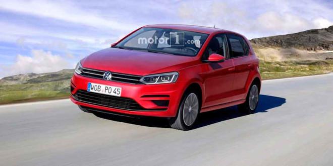 Первая информация про двигатели нового Volkswagen Polo