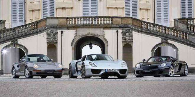 Преемник Porsche 918 Spyder выйдет после 2025 года