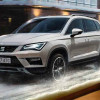 Кроссовер SEAT Ateca уже в продаже в Украине. Известны цены