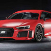 Суперкар Audi R8 V10 получил пакет тюнинга от ABT
