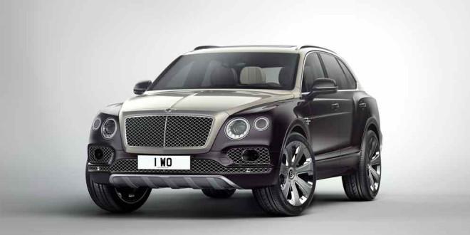 В Mulliner сделали Bentley Bentayga еще дороже