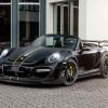 TechArt подготовил тюнинг Porsche 911 Turbo Cabriolet