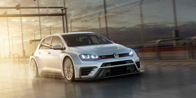 Новый Volkswagen Golf GTI TCR готов для кузовных гонок