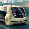 Volkswagen Sedric: ни педалей, ни руля, ни кокпита