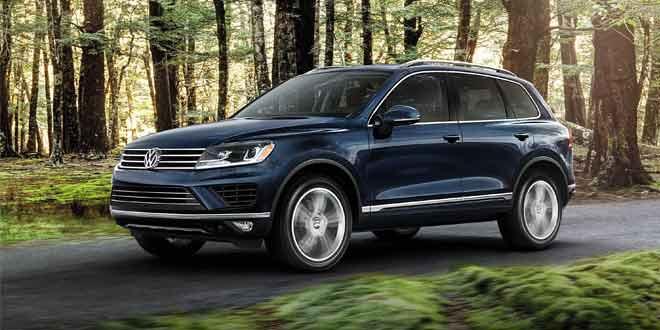 Volkswagen Touareg — кочевник с полным приводом