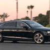 2018 Audi A8: официально про алюминиевый кузов на видео