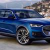 Возможный дизайн Audi Q3 и Q4 неофициально