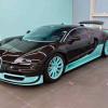 В Дубае продают Bugatti Veyron Tiffany Edition без пробега