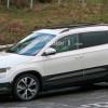 Новый Skoda Yeti / Karoq замечен на дорожных испытаниях