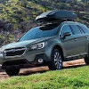 Внедорожный универсал Subaru Outback обновился