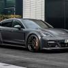 Новая Porsche Panamera получила боди-кит от TechArt