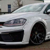 Ingo Noak подготовил широкий обвес для Volkswagen Golf GTI