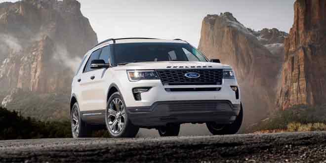 Внедорожник Ford Explorer: обновление #2 перед заменой