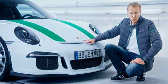 Porsche не планирует выпускать GT-версии Cayenne и Macan