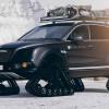 Bentley Bentayga сделали еще более внедорожным, виртуально