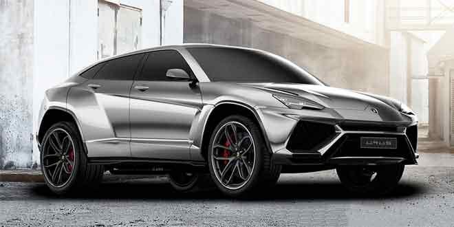 Lamborghini построит новый покрасочный завод для Urus
