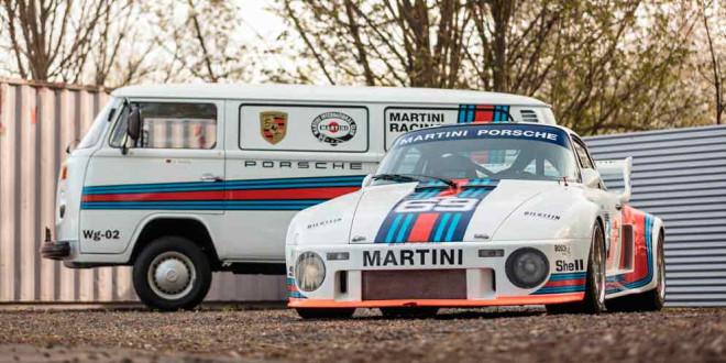Продается гоночный комплект Porsche 935 Martini и VW T2